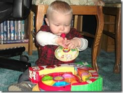 Bryce 1st Birthday 063