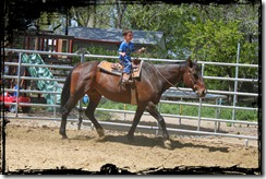 RR Park & Austin trotting by himself 074