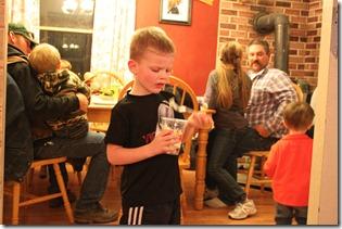 Evan's Birthday party 056