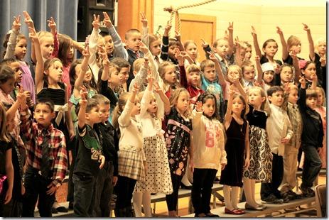 1st Grade Concert 015
