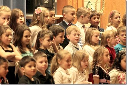1st Grade Concert 019