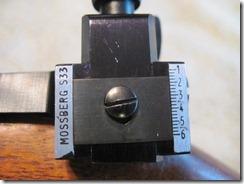 wooden f-4, 1911 buffer, mossberg 340B 034