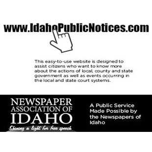 Idaho Public Notices