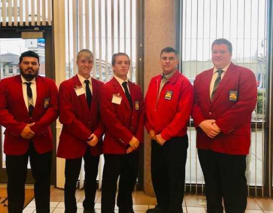 Local News: MHHS sends representatives to Skills USA Idaho
